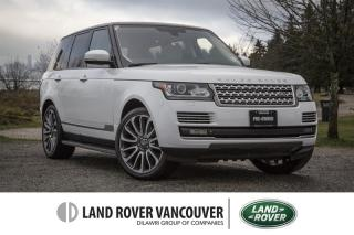 Used 2015 Land Rover Range Rover V8 Autobiography Supercharged SWB for sale in Vancouver, BC