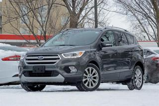 Used 2018 Ford Escape Titanium - 4WD for sale in Ottawa, ON