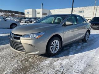 Used 2015 Toyota Camry 4-Door Sedan LE 6A for sale in Ottawa, ON