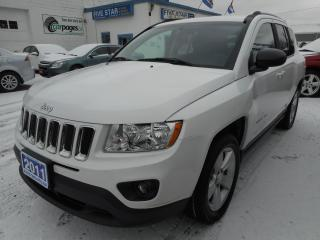 Used 2011 Jeep Compass North *Clean Carproof* Certified w/ 6 Mon Warranty for sale in Brantford, ON