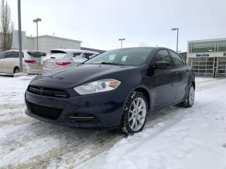 Used 2013 Dodge Dart SXT/AUTOMATIC for sale in Edmonton, AB