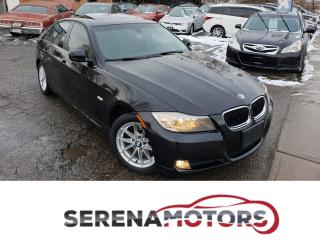Used 2011 BMW 3 Series 323i | AUTO | LEATHER | SUNROOF | NO ACCIDENTS for sale in Mississauga, ON