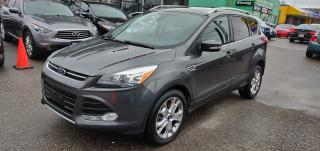 Used 2015 Ford Escape Titanium for sale in Markham, ON
