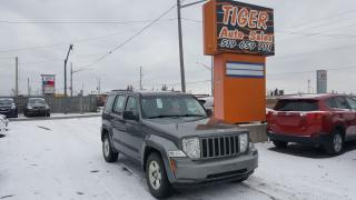 Used 2012 Jeep Liberty Sport**4x4**ONLY 144KM**NO ACCIDENT**CERT for sale in London, ON