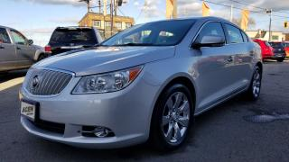 Used 2012 Buick LaCrosse w/1SD - MINT CONDITION for sale in Hamilton, ON