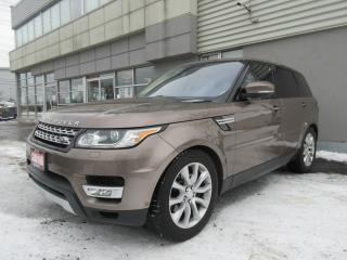 Used 2016 Land Rover Range Rover Sport Td6 HSE for sale in Mississauga, ON