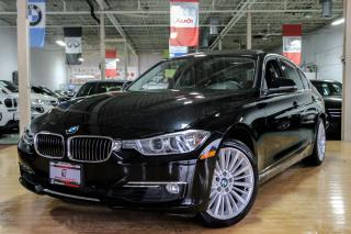 Used 2014 BMW 3 Series xDrive Luxury - HEADSUP|BACKUP|NAVI|SUNROOF for sale in North York, ON