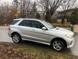 Photo of Silver 2012 Mercedes-Benz ML-Class