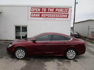 Used 2015 Chrysler 200 LX for sale in Toronto, ON