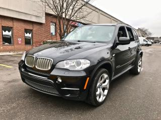 Used 2012 BMW X5 35d, DIESEL, SPORT, PREMIUM, NAVIGATION for sale in North York, ON