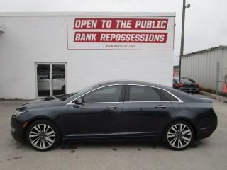 Used 2013 Lincoln MKZ Base for sale in Toronto, ON