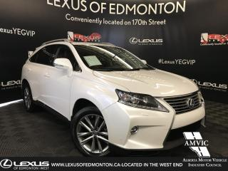 Used 2015 Lexus RX 350 TOURING PACKAGE for sale in Edmonton, AB