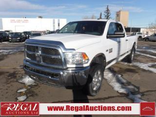 Used 2013 RAM 3500 SLT Crew CAB LWB 4WD 5.7L for sale in Calgary, AB