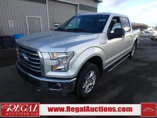 Used 2016 Ford F-150 XLT SUPERCREW SWB 4WD 2.7L for sale in Calgary, AB