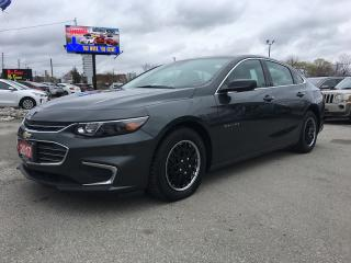 Used 2017 Chevrolet Malibu LS for sale in London, ON