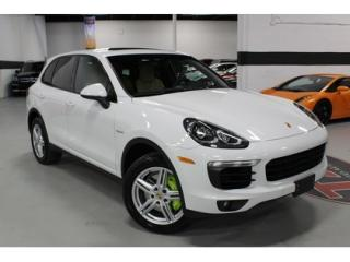 Used 2016 Porsche Cayenne S  HYBRID   NAVI   PANORAMIC SUNROOF for sale in Vaughan, ON