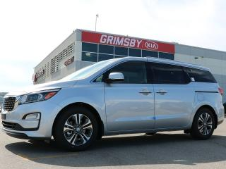 New 2019 Kia Sedona SX+| KIA UVO| Blindspot Detect| Heat Steer & Seat for sale in Grimsby, ON