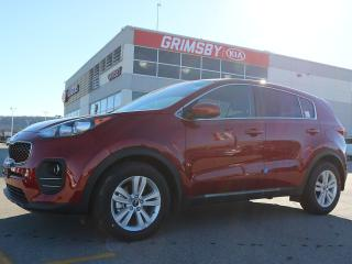 New 2019 Kia Sportage LX FWD |6 Airbag| Backup Cam| Heat Seats| Rear Air for sale in Grimsby, ON