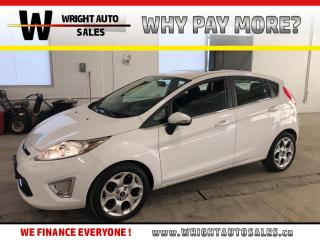 Used 2011 Ford Fiesta SES|LOW MILEAGE|SUNROOF|HEATED SEATS|48,702 KM for sale in Cambridge, ON