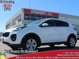 Used 2017 Kia Sportage LX AWD |Backup Cam| Heat Seat for sale in Grimsby, ON