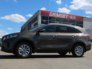 New 2019 Kia Sorento LX AWD 0%|Heat Steer| Rear Climate| Backup Cam for sale in Grimsby, ON