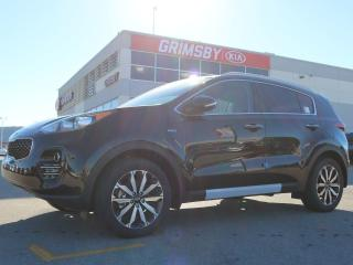 New 2019 Kia Sportage EX Premium| Leather| Blindspot Detect| Lane Keep for sale in Grimsby, ON