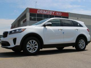 New 2019 Kia Sorento LX 2.4 FWD 0%| Heat Steer & Seat| Backup Cam for sale in Grimsby, ON