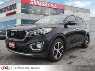 Used 2016 Kia Sorento EX V6 for sale in Grimsby, ON