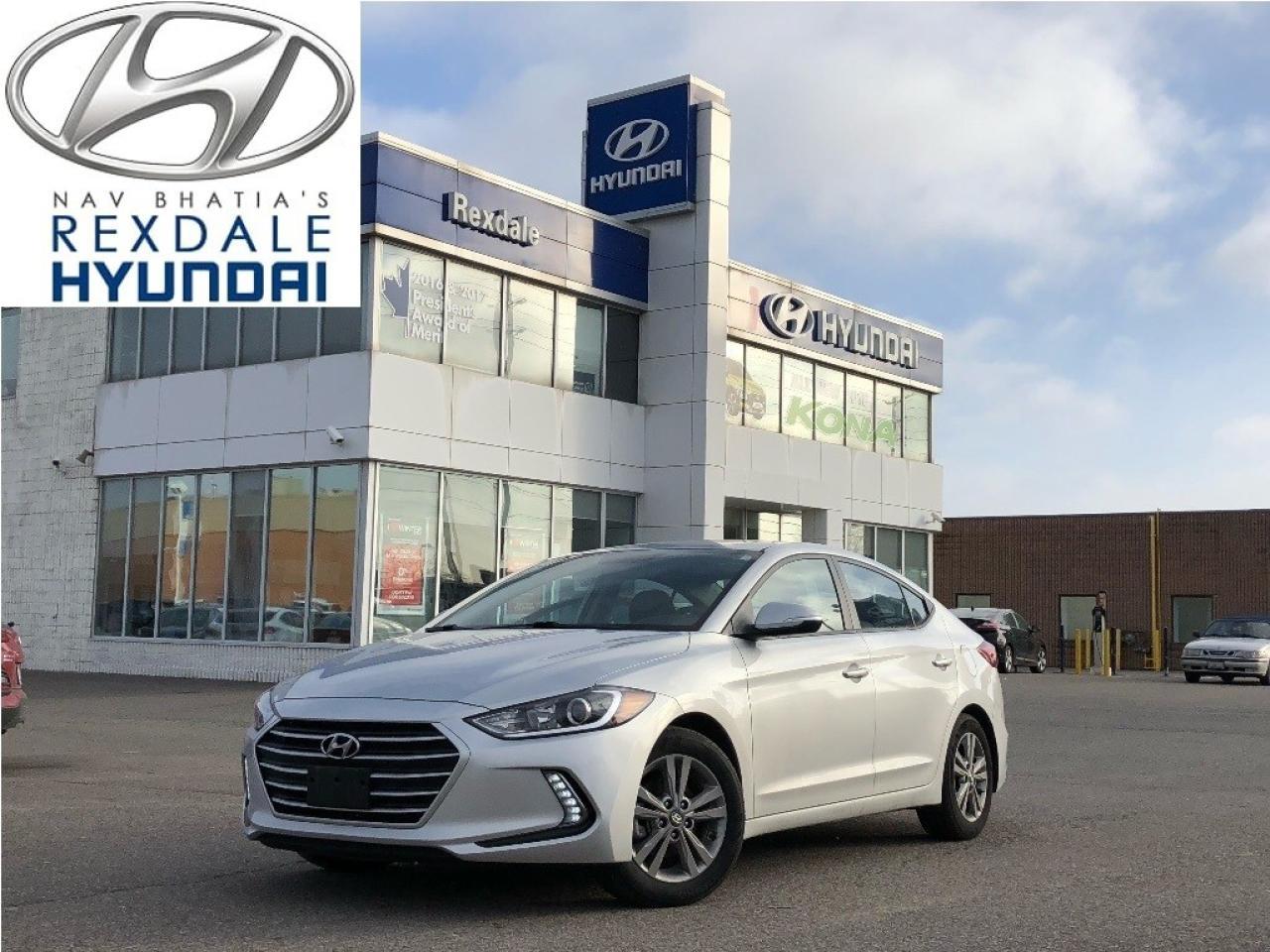 2018 Hyundai Elantra GL SE, SMART KEY