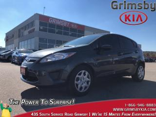 Used 2011 Ford Fiesta SE| Keyless Ent| Dual Airbag| Gas Saver! for sale in Grimsby, ON