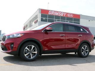 New 2019 Kia Sorento EX V6 PREMIUM 0%| AWD| Blindspot Detect| Pano Roof for sale in Grimsby, ON