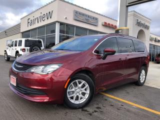 Used 2017 Chrysler Pacifica Touring l 8 Passenger l Bluetooth l Back-UP CAM l for sale in Burlington, ON
