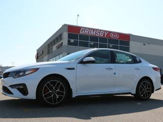New 2019 Kia Optima SXL 2.0L|360 Cam |Lane Keep |Smart Cruise for sale in Grimsby, ON