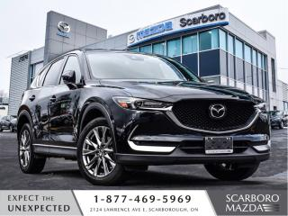 Used 2019 Mazda CX-5 HUGE SAVING|1.5%@FINANCE|SIGNATURE|AWD|NAVI|CPO for sale in Scarborough, ON