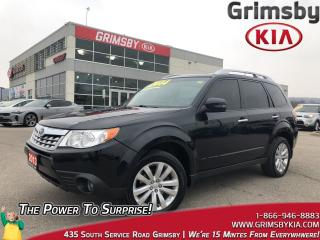 Used 2013 Subaru Forester X Convenience| Bluetooth| AWD| Keyless Ent for sale in Grimsby, ON