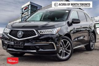Used 2017 Acura MDX Navi Acura Certified! No Accident| Blind Spot| Rem for sale in Thornhill, ON