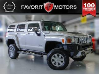 Used 2008 Hummer H3 Base | LEATHER | ALLOY | HEATED SEATS for sale in North York, ON