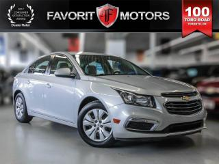 Used 2015 Chevrolet Cruze LT 1LT | BACKUP CAMERA | BLUETOOTH | CRUISE for sale in North York, ON