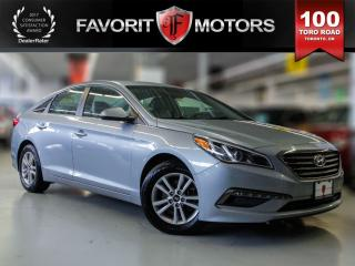 Used 2015 Hyundai Sonata GL | BACKUP CAMERA | ALLOY | HEATED SEATS for sale in North York, ON