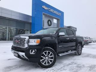 Used 2018 GMC Canyon 4WD Denali for sale in Barrie, ON