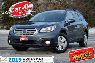 Used 2016 Subaru Outback AWD REAR CAM HTD SEATS BLUETOOTH LOADED for sale in Ottawa, ON