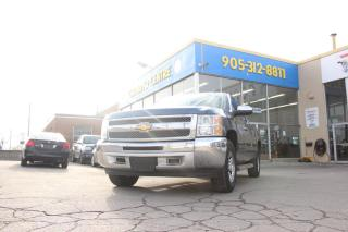 Used 2013 Chevrolet Silverado 1500 LS Extended Cab 4WD | KEYLESS ENTRY | POWER DOOR LOCKS | POWER WINDOWS | HEATED SIDE MIRRORS for sale in Hamilton, ON