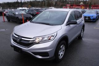 Used 2016 Honda CR-V LX 2WD for sale in Burnaby, BC