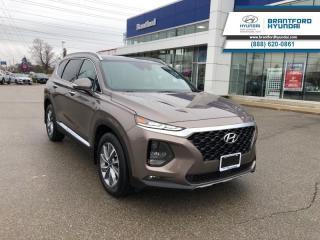 New 2019 Hyundai Santa Fe 2.0T Luxury AWD  - $243.59 B/W for sale in Brantford, ON