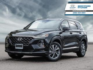 New 2019 Hyundai Santa Fe 2.0T Luxury w/Dark Chrome Accent AWD  - $224 B/W for sale in Brantford, ON