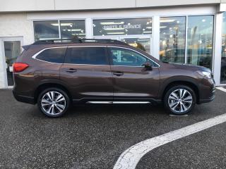 New 2019 Subaru ASCENT KT2 L7 for sale in Vernon, BC