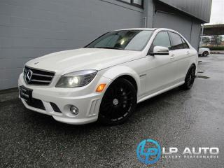 Used 2011 Mercedes-Benz C-Class C 63 AMG 4dr Sedan for sale in Richmond, BC