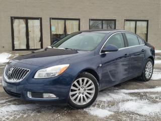 Used 2011 Buick Regal CXL for sale in Cambridge, ON
