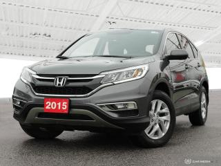 Used 2015 Honda CR-V EX USED SALES TEAM NOW IN THE MAIN SHOWROOM for sale in Waterloo, ON