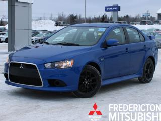 Used 2015 Mitsubishi Lancer SE LIMITED | 5-SPEED | SUNROOF for sale in Fredericton, NB